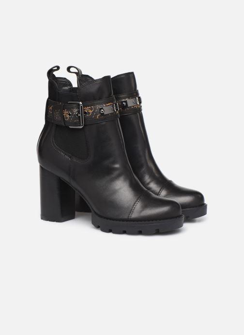 Bottines et boots Guess FL8RAFFAL10 Noir vue 3/4
