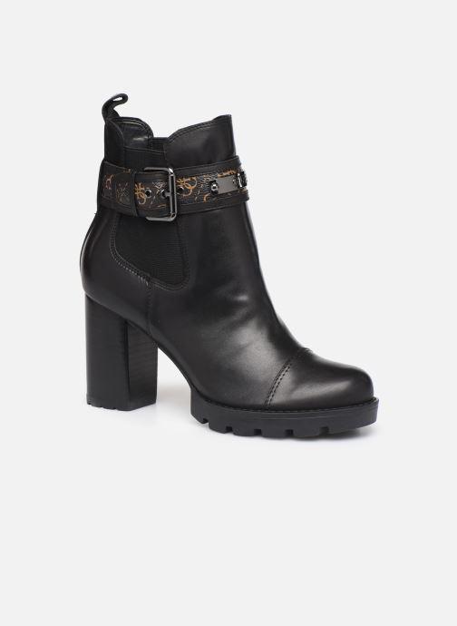Bottines et boots Guess FL8RAFFAL10 Noir vue détail/paire