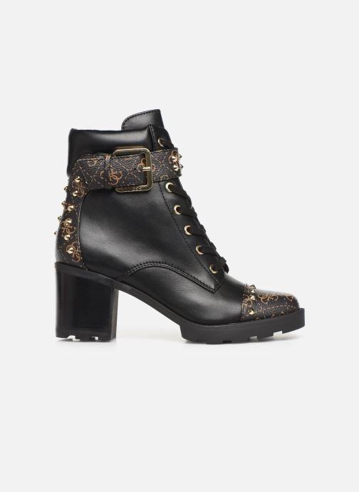 Boots en enkellaarsjes Guess FL8ME2FAL10 Zwart achterkant