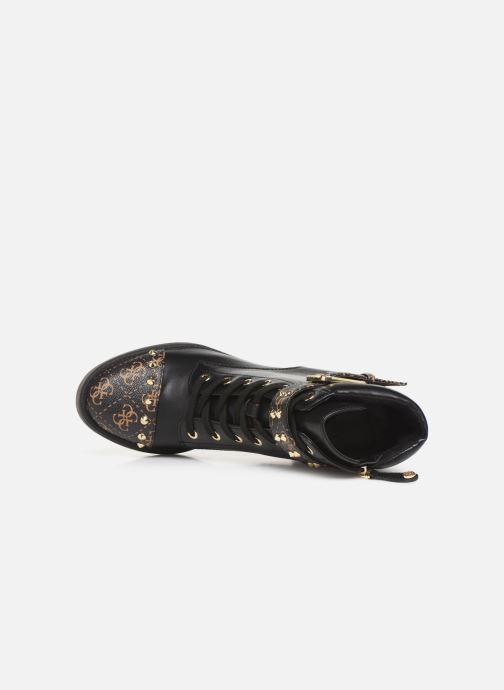 Boots en enkellaarsjes Guess FL8ME2FAL10 Zwart links
