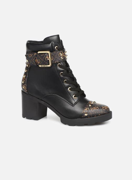 Bottines et boots Guess FL8ME2FAL10 Noir vue détail/paire