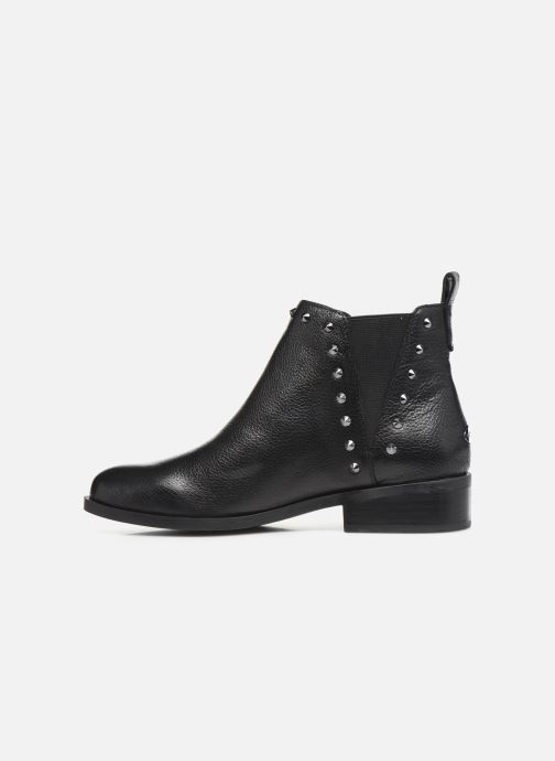 Ankle boots Guess FL8HUELEA09 Black front view