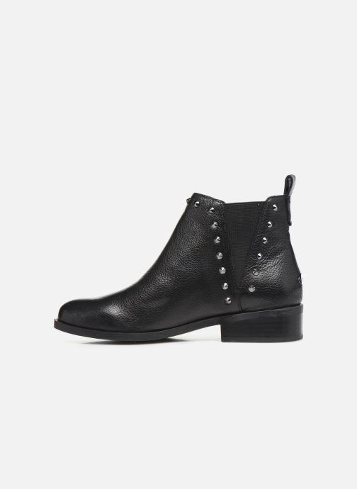 Bottines et boots Guess FL8HUELEA09 Noir vue face