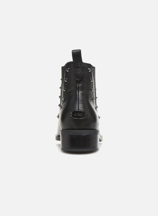 Bottines et boots Guess FL8HUELEA09 Noir vue droite