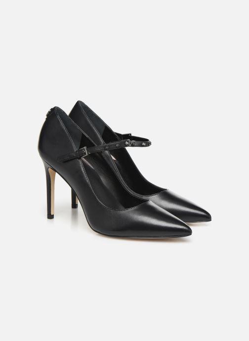 High heels Guess FL8BARLEA08 Black 3/4 view
