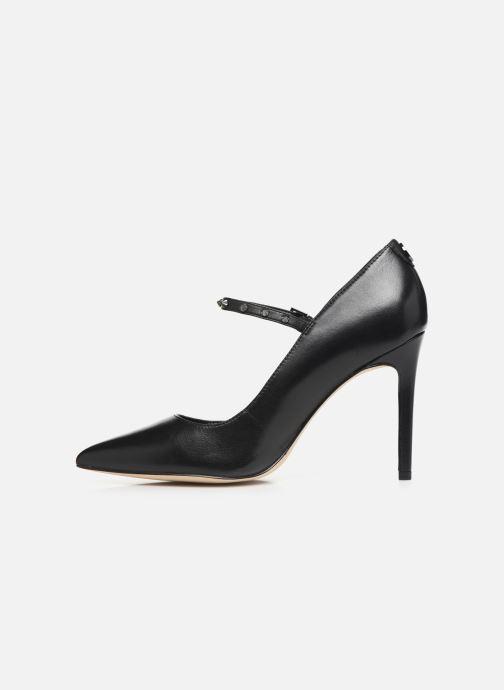 High heels Guess FL8BARLEA08 Black front view