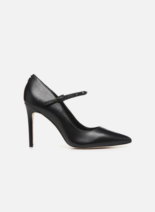 High heels Guess FL8BARLEA08 Black back view