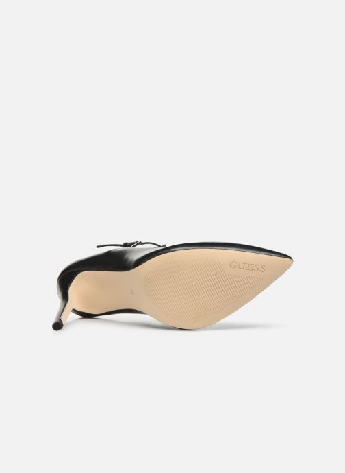 Zapatos de tacón Guess FL8BARLEA08 Negro vista de arriba