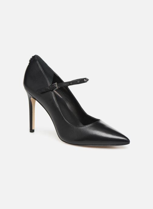 High heels Guess FL8BARLEA08 Black detailed view/ Pair view