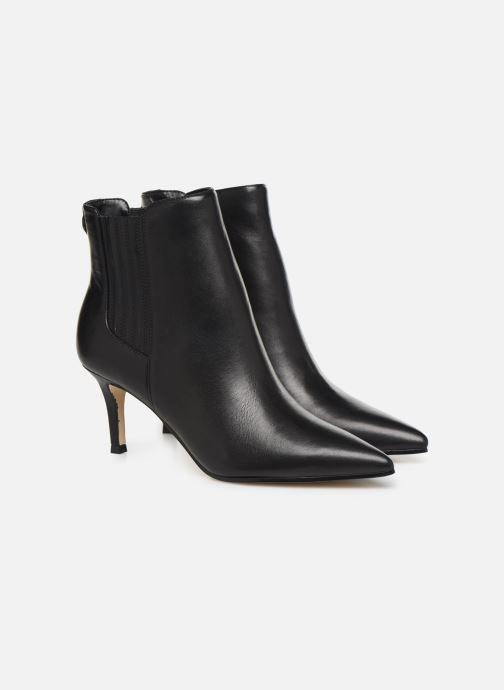 Bottines et boots Guess FL8FEALEA10 Noir vue 3/4