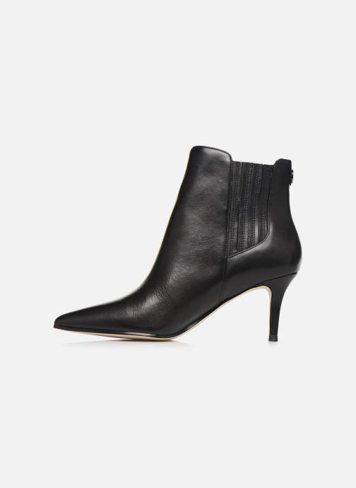 Bottines et boots Guess FL8FEALEA10 Noir vue face