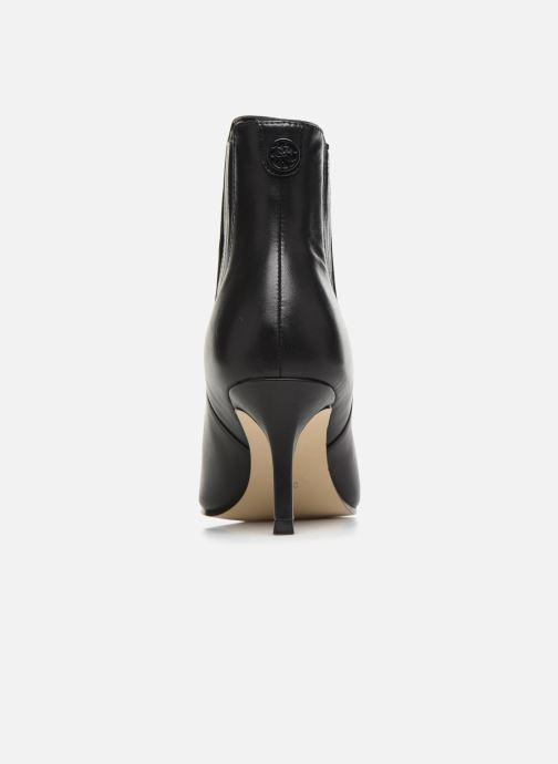 Bottines et boots Guess FL8FEALEA10 Noir vue droite