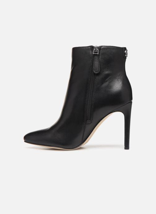 Boots en enkellaarsjes Guess FL8TBELEA10 Zwart voorkant