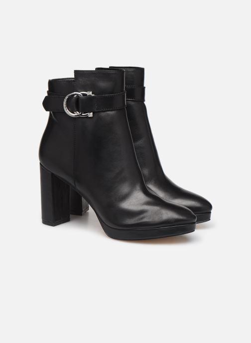 Bottines et boots Guess FL8ABBLEA10 Noir vue 3/4