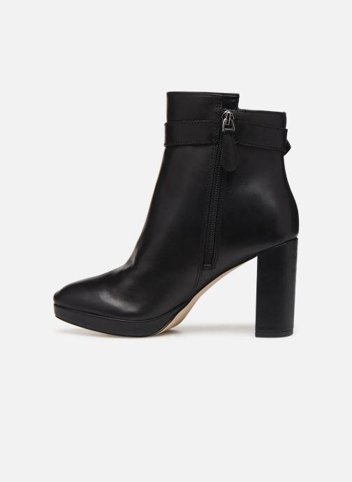 Bottines et boots Guess FL8ABBLEA10 Noir vue face