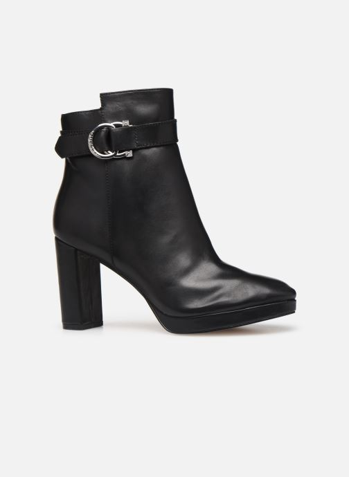 Ankle boots Guess FL8ABBLEA10 Black back view