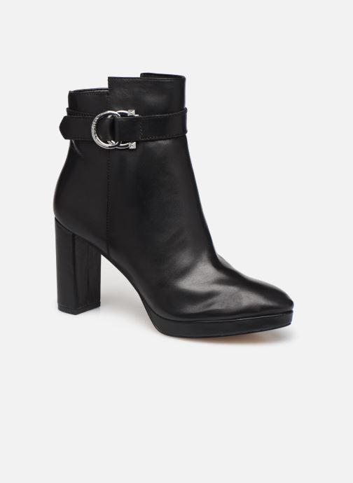 Bottines et boots Guess FL8ABBLEA10 Noir vue détail/paire