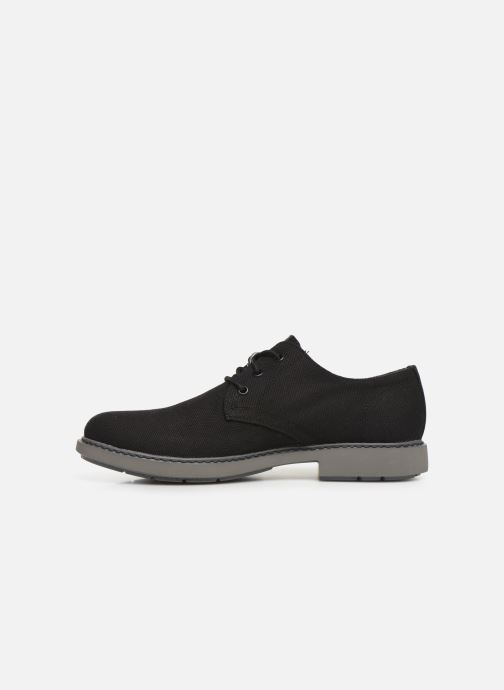 Zapatos con cordones Camper Neuman K100221 Negro vista de frente