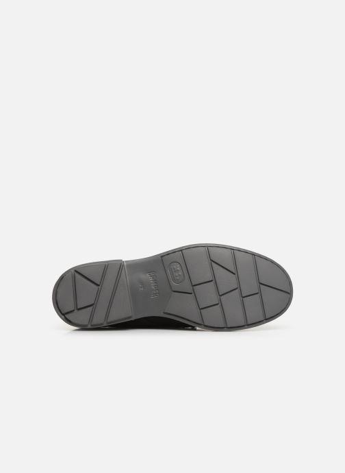 Zapatos con cordones Camper Neuman K100221 Negro vista de arriba