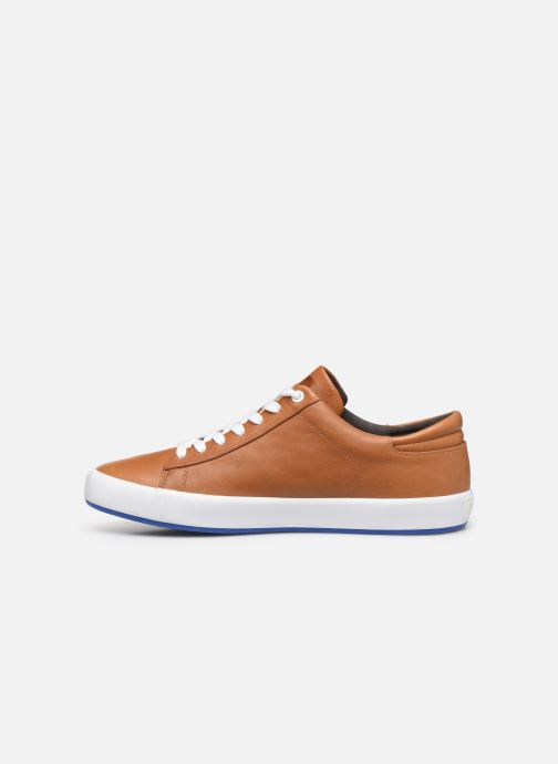 Trainers Camper Andratx K100231 Brown front view