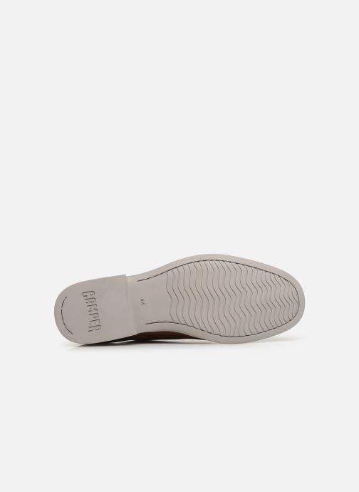Chaussures à lacets Camper Truman K100243 Marron vue haut