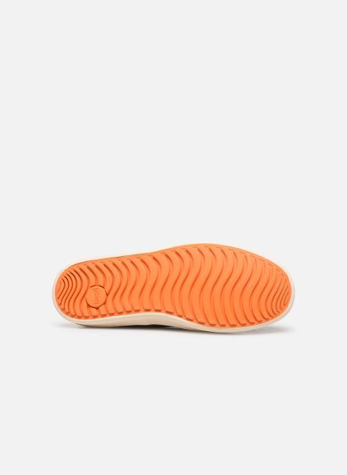 Sneaker Camper Chasis K100280 braun ansicht von oben