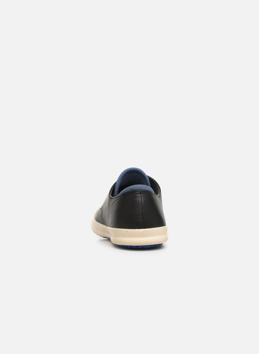 Sneakers Camper Chasis K100280 Zwart rechts