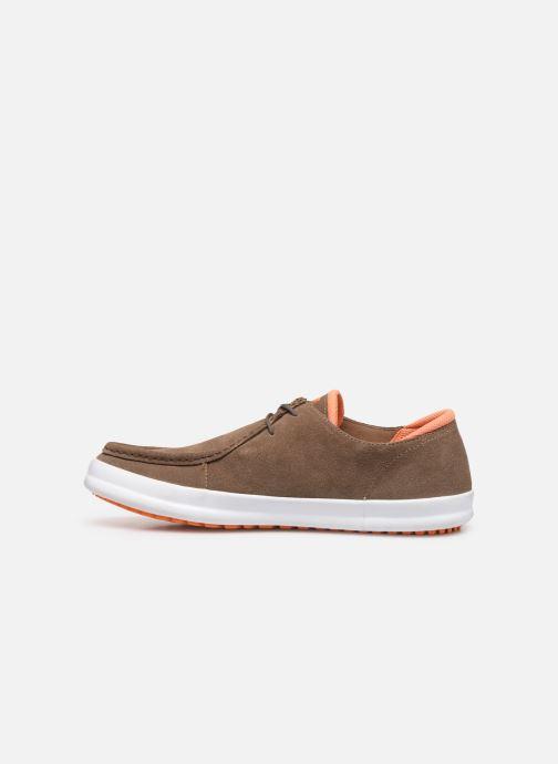 Sneakers Camper Chasis K100282 Bruin voorkant