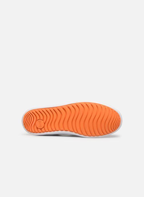Sneaker Camper Chasis K100282 braun ansicht von oben