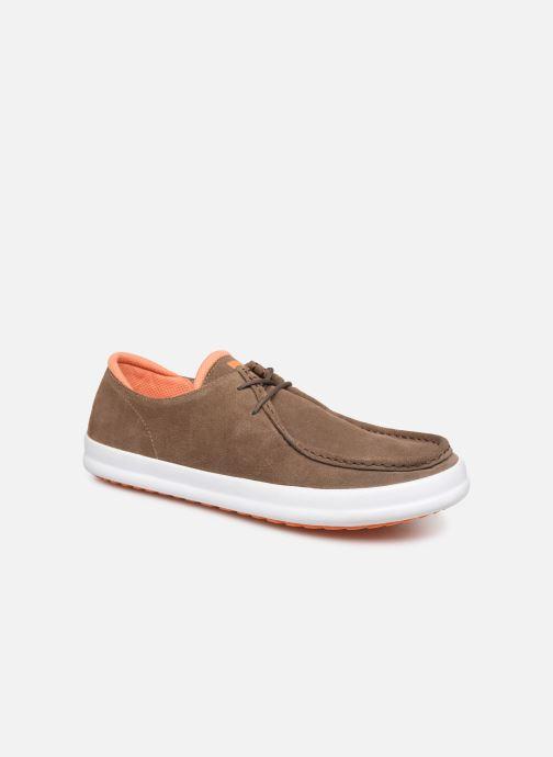 Sneakers Camper Chasis K100282 Bruin detail