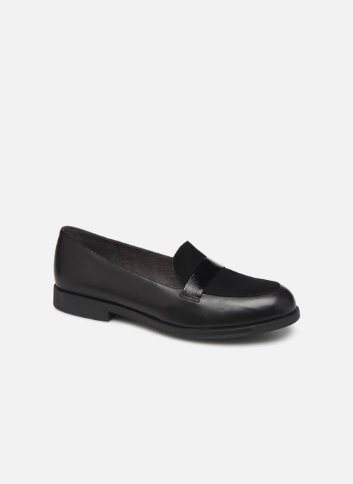 Loafers Camper Bowie K200602 Black detailed view/ Pair view