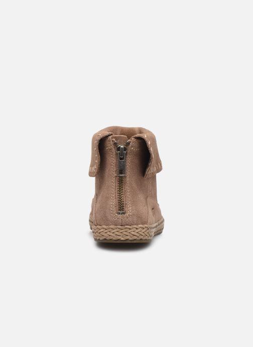 Bottines et boots UGG Varney Marron vue droite