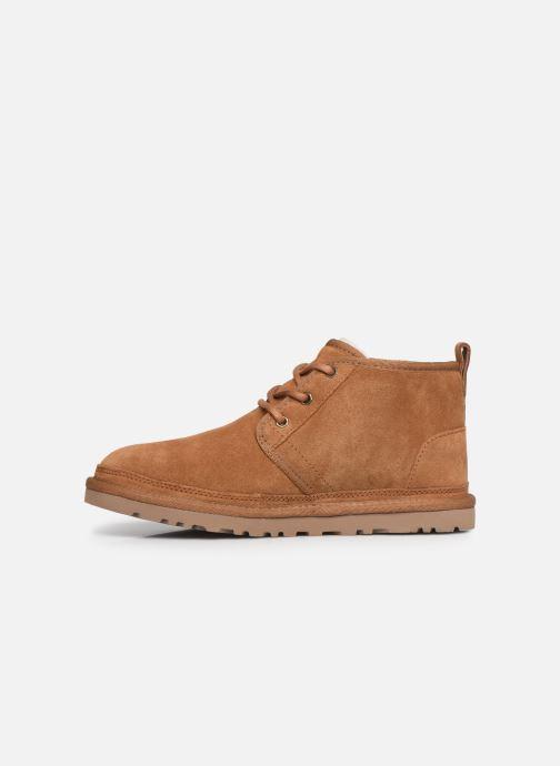 Boots en enkellaarsjes UGG Neumel W Bruin voorkant