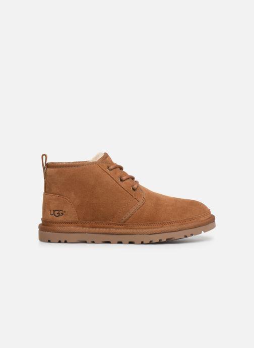 Bottines et boots UGG Neumel W Marron vue derrière