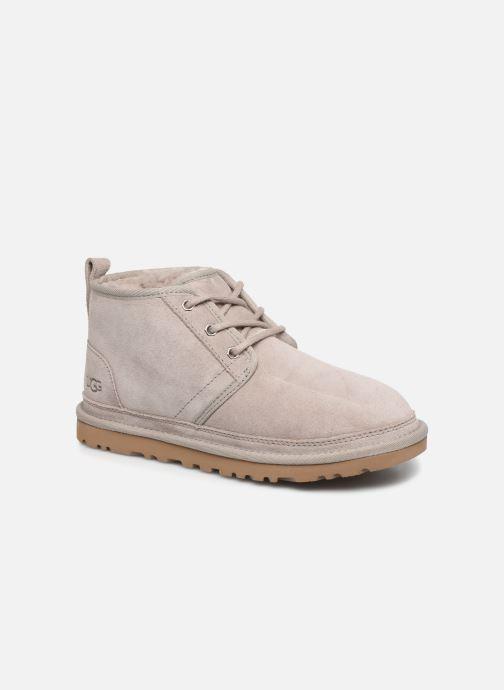 Bottines et boots UGG Neumel W Gris vue détail/paire