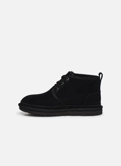 Stiefeletten & Boots UGG Neumel W schwarz ansicht von vorne
