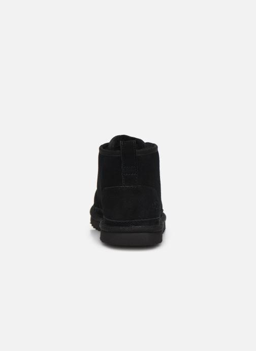 Stiefeletten & Boots UGG Neumel W schwarz ansicht von rechts