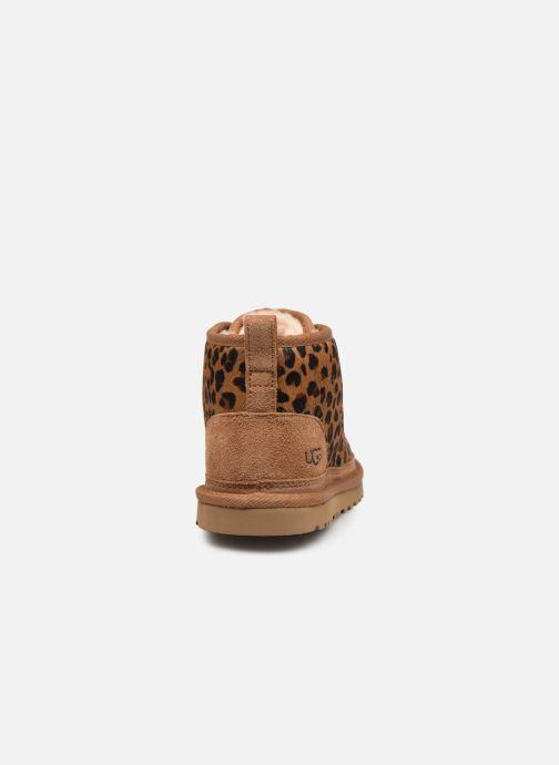Stiefeletten & Boots UGG Neumel W braun ansicht von rechts