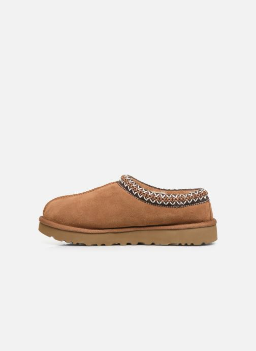 Pantofole UGG Tasman Marrone immagine frontale