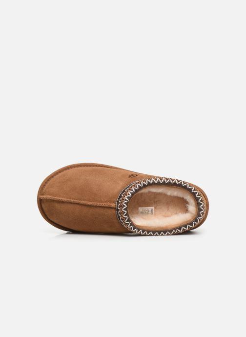 Pantofole UGG Tasman Marrone immagine sinistra