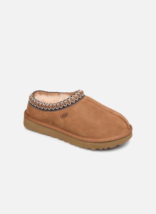 Pantofole UGG Tasman Marrone vedi dettaglio/paio