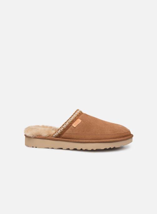 Pantofole UGG Tasman Slip-On Marrone immagine posteriore