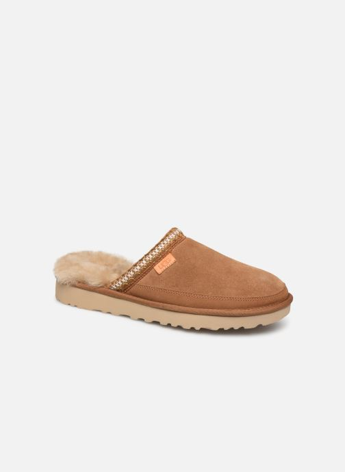 Pantofole UGG Tasman Slip-On Marrone vedi dettaglio/paio