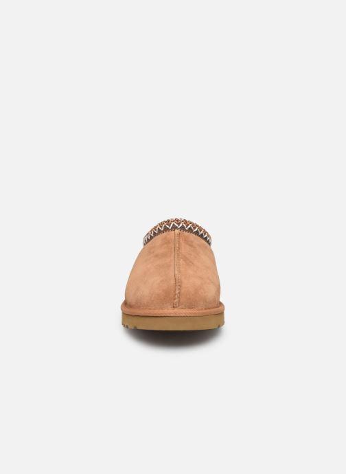 Hjemmesko UGG Tasman Brun se skoene på