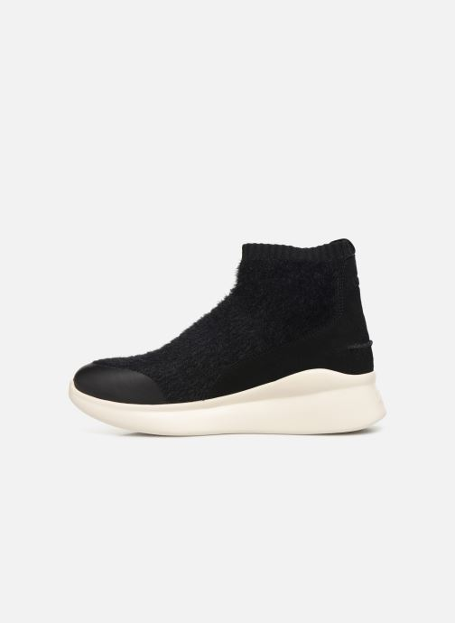 Baskets UGG Griffith Noir vue face