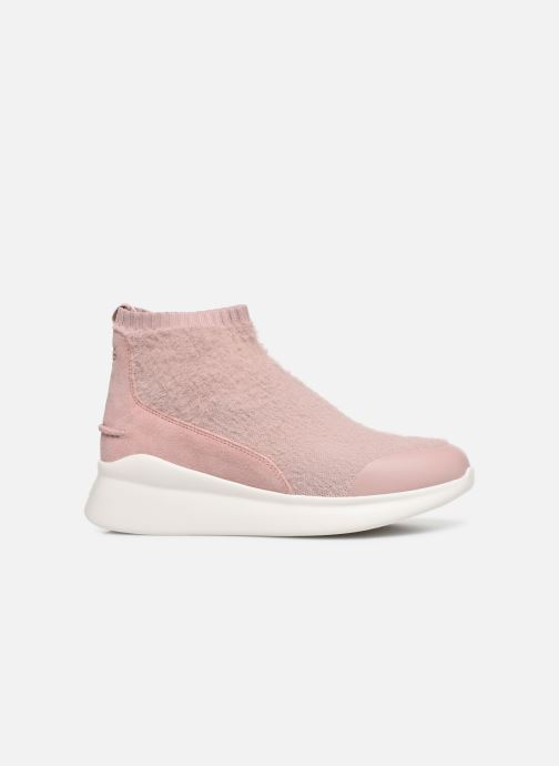 Sneakers UGG Griffith Roze achterkant