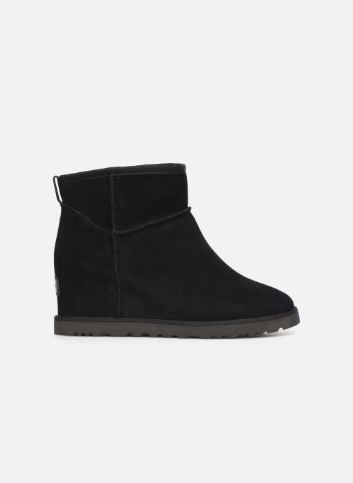 Boots en enkellaarsjes UGG Classic Femme Mini Zwart achterkant