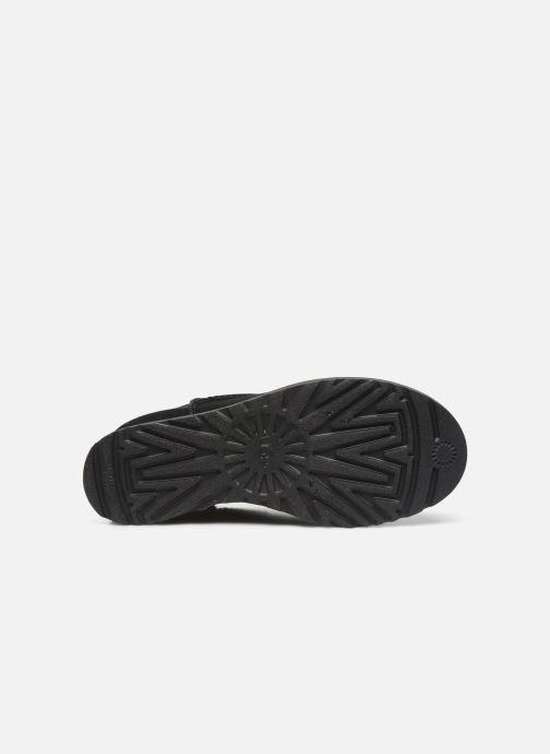 Bottines et boots UGG Classic Femme Mini Noir vue haut