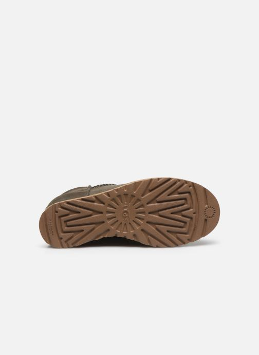 Bottines et boots UGG Classic Femme Mini Gris vue haut