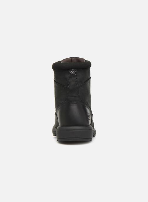 Bottines et boots UGG Biltmore Workboot Noir vue droite